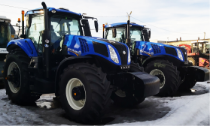 Глонасс на сельхоз технику NEW HOLLAND